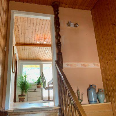 Treppenhaus - Blick nach oben