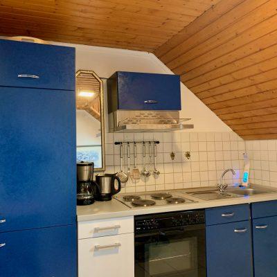 Küche - nach rechts
